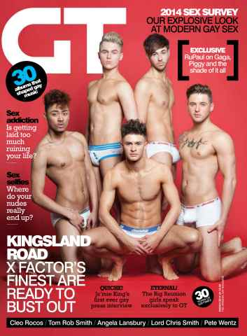 Gay Times issue March 14