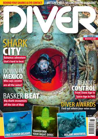 DIVER issue MARCH 2014