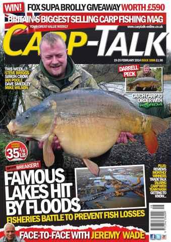Carp-Talk issue 1008