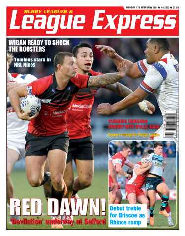 League Express issue 2902