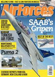 AirForces Monthly issue March 2014