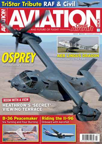 Aviation News issue March 2014