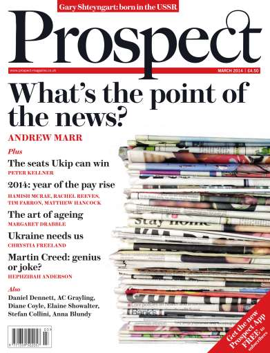 Prospect Magazine issue 216