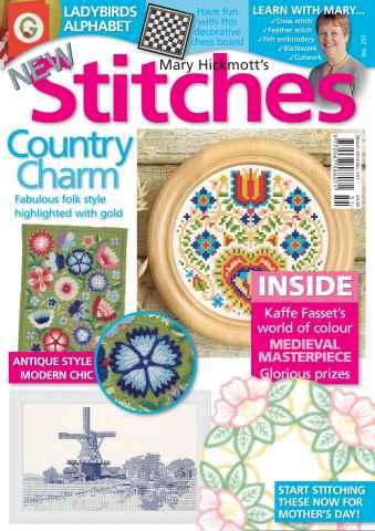 New Stitches issue New Stitches 251