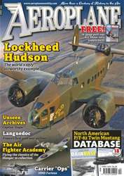 Aeroplane issue No.492 Lockheed Hudson