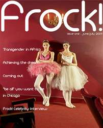 Frock Magazine Issue 001 issue Frock Magazine Issue 001