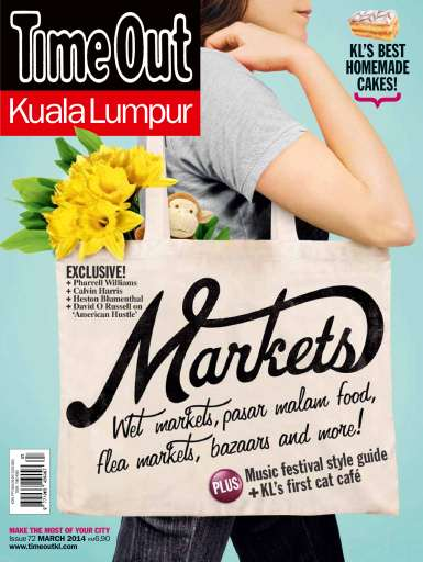 Time Out Kuala Lumpur Magazine - March 2014 Subscriptions Pocketmags