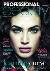 Professional Beauty issue Professional Beauty March 2014