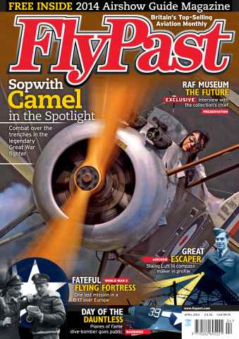 FlyPast issue April 2014