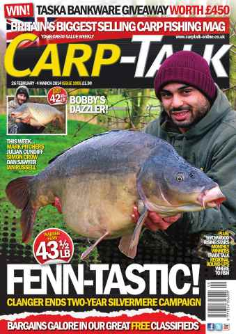 Carp-Talk issue 1009