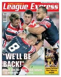 League Express issue 2903