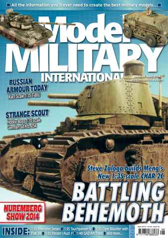 Model Military International issue 96