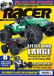 Radio Control Car Racer issue April 2014