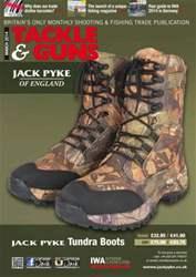 Tackle & Guns issue Tackle & Guns Mar-14