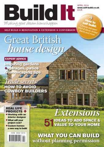 Build It issue Build It April 2014