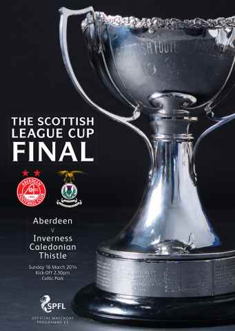 Scottish League Cup issue Scottish League Cup Final 2014