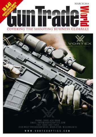 Gun Trade World issue Mar-14