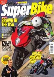 Superbike Magazine issue March 2014