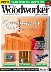 The Woodworker Magazine issue April 2014