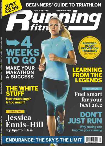 Running Fitness issue No.171 Don't Just Run!