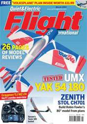 Quiet & Electric Flight Inter issue March 2014