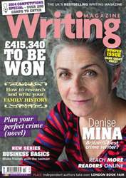 Writing Magazine issue Competition Special April 2014