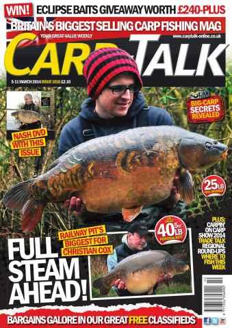 Carp-Talk issue 1010