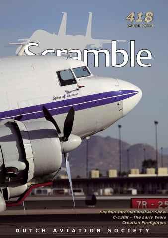 Scramble Magazine issue 418 - March 2014