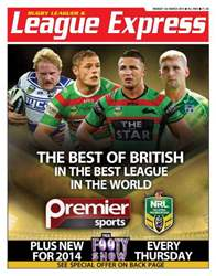 League Express issue 2904