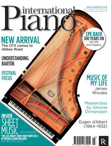 International Piano issue March - April 2014