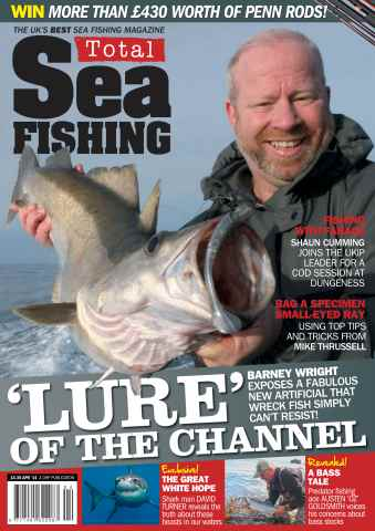 Total Sea Fishing issue Apr-14