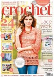Inside Crochet issue Issue 51