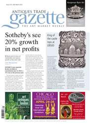 Antiques Trade Gazette issue ATG Issue 2131