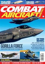 Combat Aircraft issue April 2014