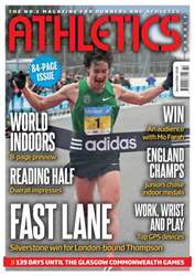 Athletics Weekly issue 06/03/2014