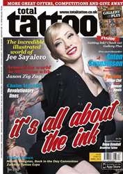 Total Tattoo issue April 2014