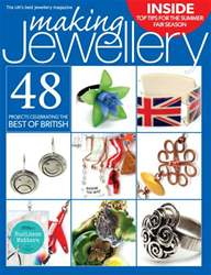 Making Jewellery issue April 2014