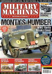 Military Machines International issue April 2014