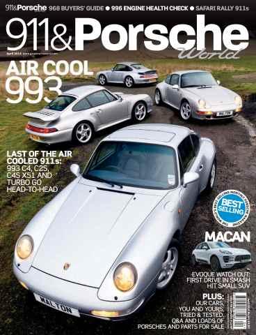 911 & Porsche World issue 911 & Porsche World Issue 241 April 2014
