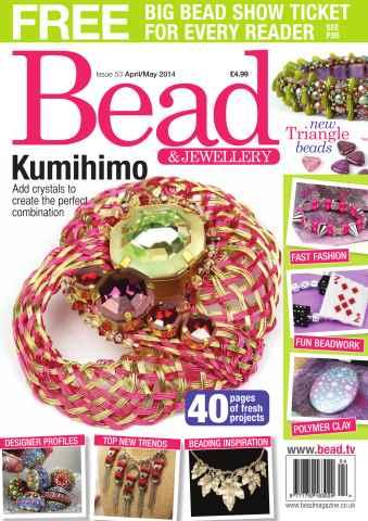Bead Magazine issue Bead Issue 53