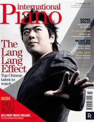 International Piano issue Jul-Aug 2011
