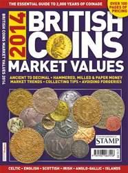 British Coin Market Values 2014 issue British Coin Market Values 2014