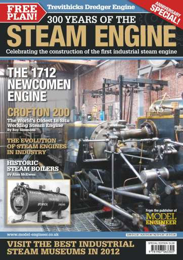 Model Engineers Workshop Magazine 300 Years Of The