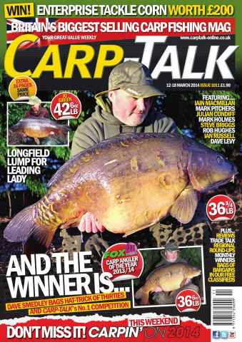 Carp-Talk issue 1011