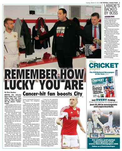 The Football League Paper Preview 3