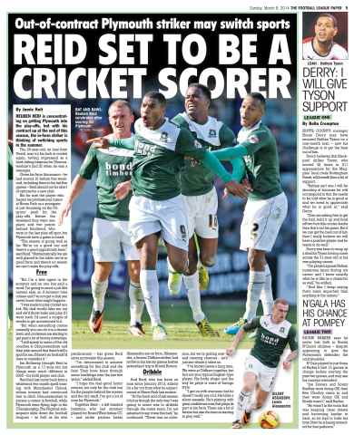 The Football League Paper Preview 5