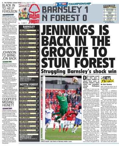 The Football League Paper Preview 8