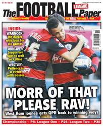 The Football League Paper issue 9th March 2014
