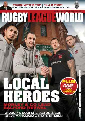 Rugby League World issue 396