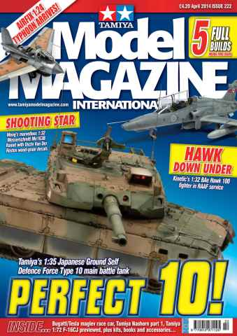 Tamiya Model Magazine issue 222